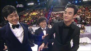 Download Video 【TVPP】Kim Soo Hyun - 2012 MBC Drama Awards 'Best Actor', 2012 연기대상 '최우수 연기상' @ 2012 MBC Drama Awards MP3 3GP MP4