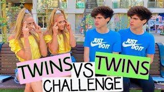 Video Twin vs Twin Challenge MP3, 3GP, MP4, WEBM, AVI, FLV Juli 2019