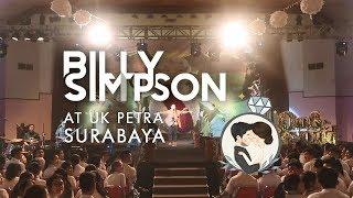 Billy Simpson's VLOG - Welcome Grateful Generation 2018 - Universitas Kristen Petra Surabaya