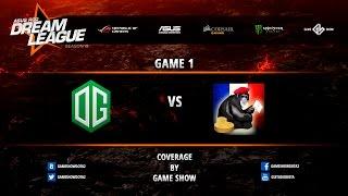 OG vs MFF, game 1