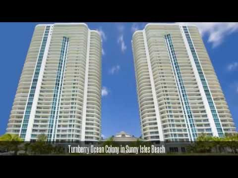 Turnberry Ocean Colony Oceanfront Condominium for sale – 2 Bedroom #1402