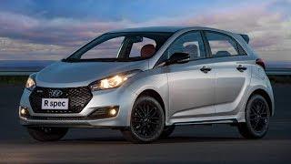 Hyundai HB20 2018 R Spec Limited Automático: preço, consumo - www.car.blog.br