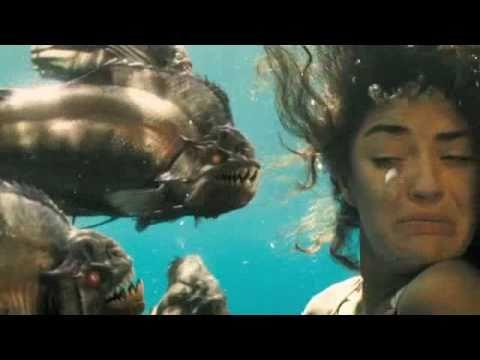 Piranha 3D - Il Trailer