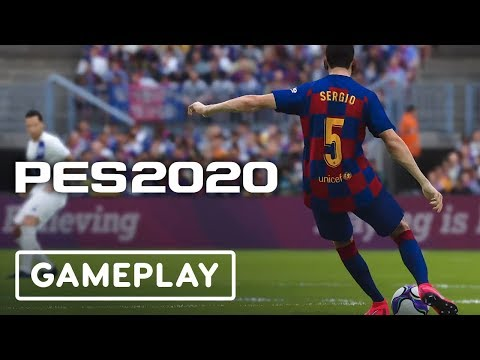 PES 2020: First Gameplay Walkthrough - IGN LIVE | E3 2019