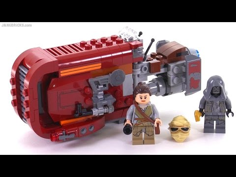 Lego 75099 Neuf En Boite Star Wars Rey S Speeder