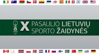 X PLSŽ skiriamos Lietuvos valstybės atkūrimo šimtmečiui paminėti, 2017-iems – Sporto metams pažymėti. PLSŽ yra Vyriausybės...