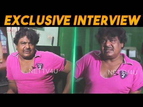 Actor Mansoor Ali Khan Interview ..