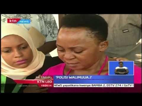 Polisi Mombasa wamuua kijana wa miaka 16 kwa kumpiga risasi mbili