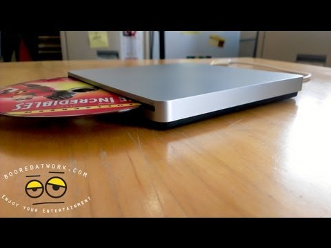 Tmart.com- Super Slim USB 2.0 Slot-In DVD-RW External Drive review