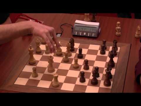 Hikaru Nakamura vs. Vladimir Kramnik, World Blitz Chess Championship, Moscow, 16 Nov 2010