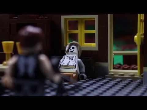 The LEGO Walking Dead