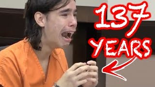 Video 10 GUILTY TEENAGE Convicts REACTING to LIFE SENTENCES MP3, 3GP, MP4, WEBM, AVI, FLV Desember 2018