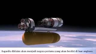 Video Begini bentuk negara luar angkasa Asgardia nantinya MP3, 3GP, MP4, WEBM, AVI, FLV Juli 2018