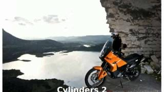 3. 2010 KTM 990 Adventure R Info and Details
