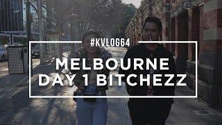 Video #KVLOG64 - MELBOURNE DAY 1 BITCHEZZ MP3, 3GP, MP4, WEBM, AVI, FLV Februari 2019