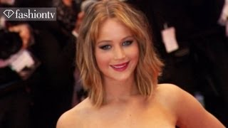 Cannes 2013 Day 4 Ft. Jennifer Lawrence, Liam Hemsworth, Eva Longoria | FashionTV