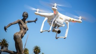 We take the new DJI Phantom 3 Advanced and Professional quadcopters out for some test flights! Eric Cheng of DJI joins us to...