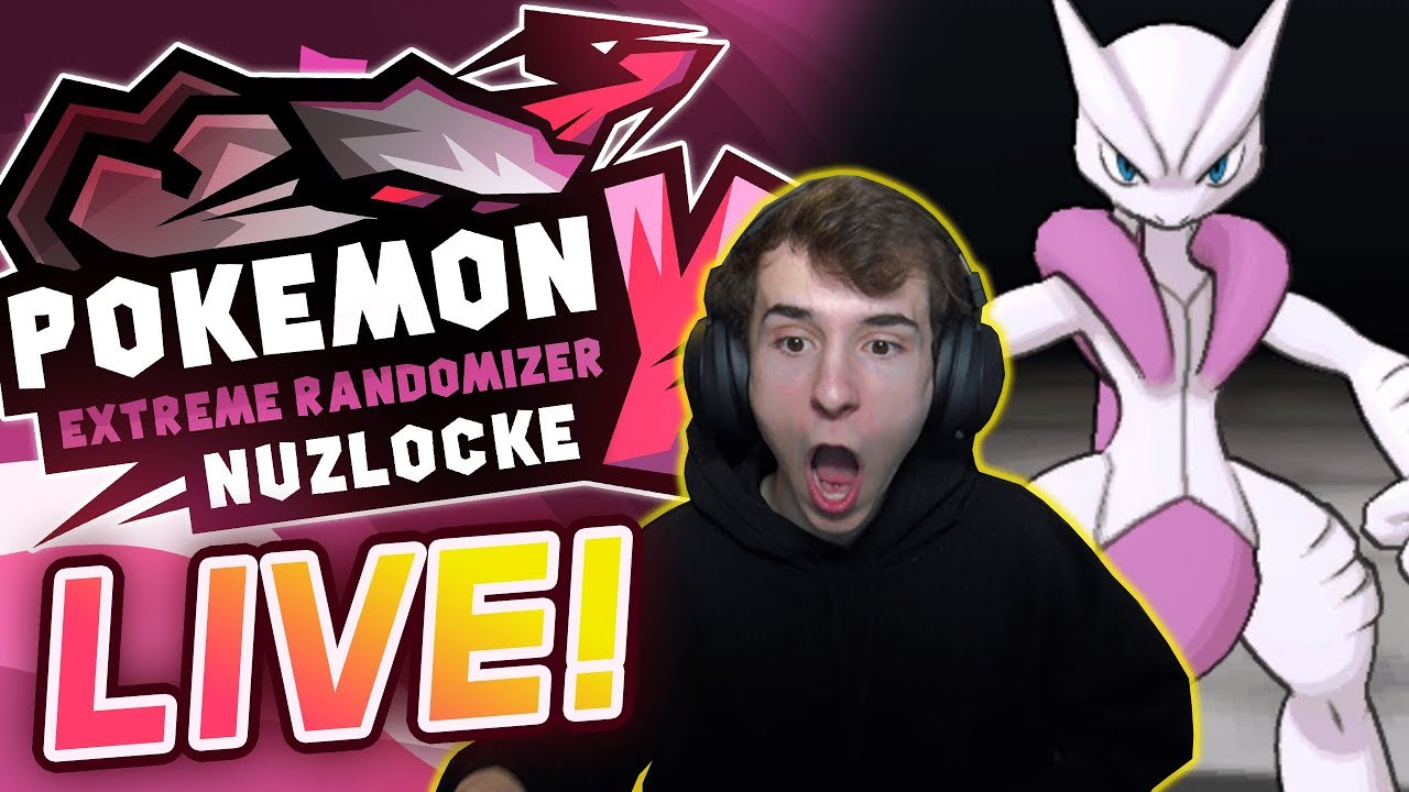 THE BEST ENCOUNTER EVER! - LIVE Pokémon Y Extreme Randomizer Nuzlocke! #08 - YouTube
