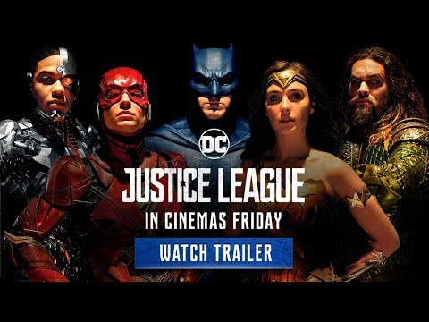 Justice League - Coming - Warner Bros. UK