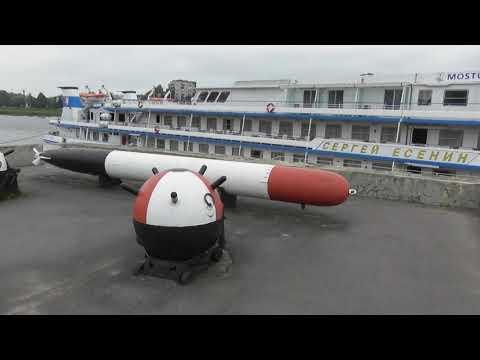 торпеда и 2 плавучие мины в клубе юнных моряков(КЮМ)