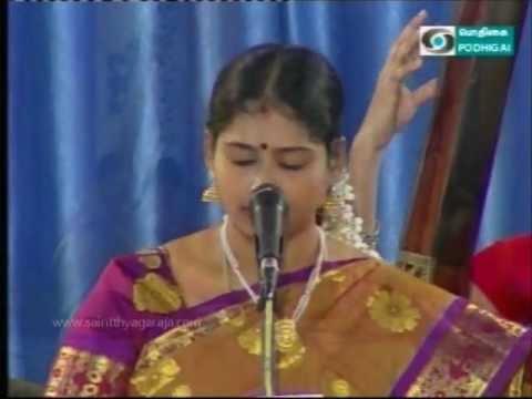 Natajana-SimhendraMadhyamam-Smt.Nithyasree