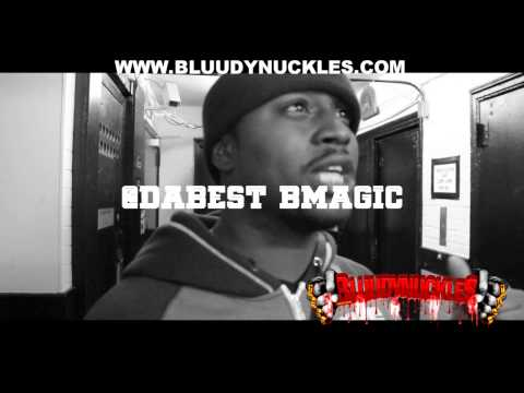 B MAGIC CALLS OUT CONCEITED ON CAM ,SPEAKS ON CHILLA JONES & FREESTYLES! [BLUUDYNUCKLES]
