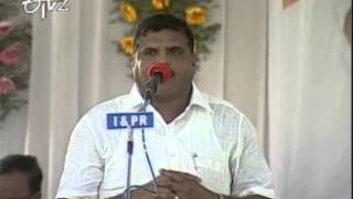 Botsa Satyanarayana Speech in Karimnagar