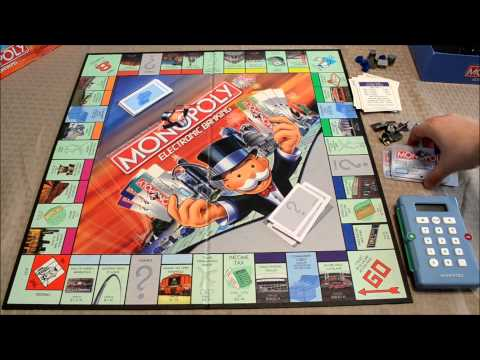 Dad's Gaming Addiction – Monopoly: Electronic Banking Edition (Episode 55)