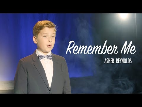 "Remember Me From Disney's ""coco"" - Cover By Asher Reynolds Of One Voice Children's Choir"
