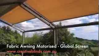 Global Screen Motorised