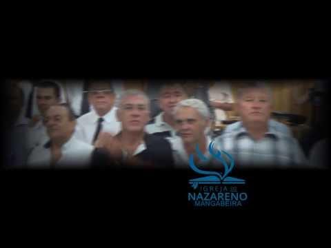 Culto de Santa Ceia - 11/08/13 - Igreja do Nazareno em Mangabeira