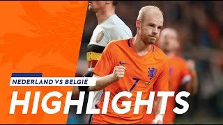 Video Highlights Nederland - België (9/11/2016) MP3, 3GP, MP4, WEBM, AVI, FLV Agustus 2018
