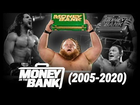 WWE Money In The Bank History (2005-2020)