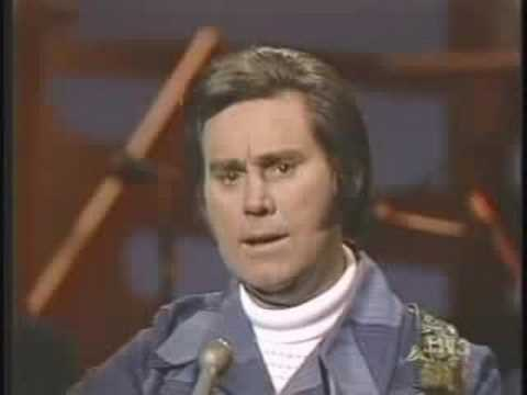 door - Classic George Jones from 1974.