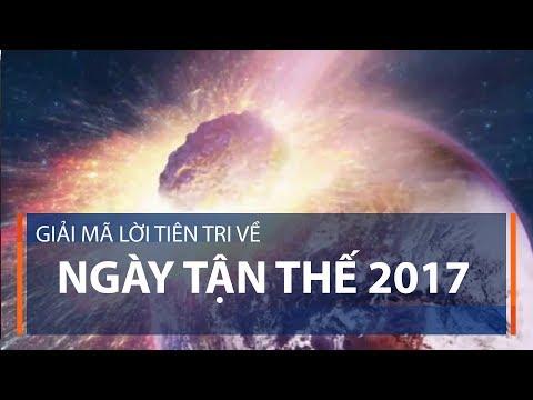 """Giải mã lời tiên tri về """"ngày tận thế 2017""""   VTC1 - Thời lượng: 2 phút, 51 giây."""