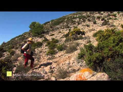 Der Große Wanderweg Málagas. Etappe 33: Mijas – Benalmádena (Deutsch)