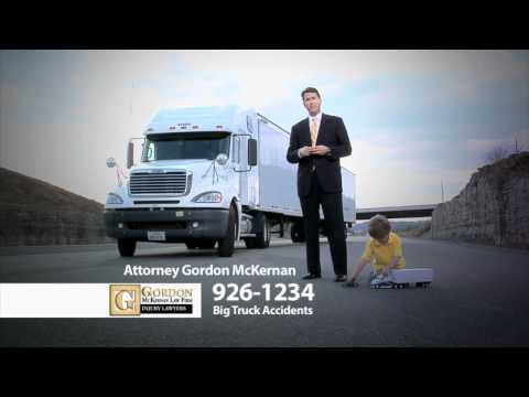 Big Truck Attorney TV Commercials | More Calls, More Cases