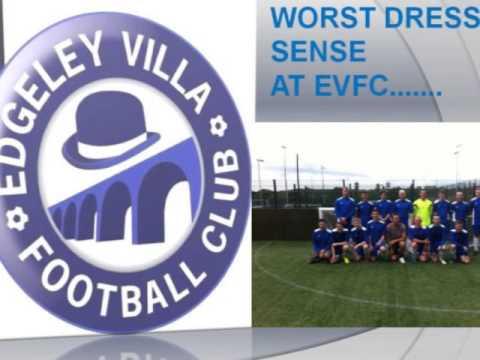 Edgeley Villa Team mates (видео)