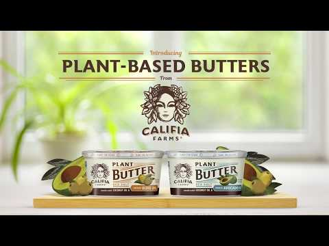 Plant Butter Sea Salt with Olive Oil Video