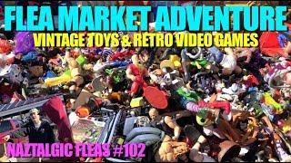 Video FLEA MARKET ADVENTURE #102 Selling & Buying (Video Games, Vintage Toys) MP3, 3GP, MP4, WEBM, AVI, FLV Juli 2018