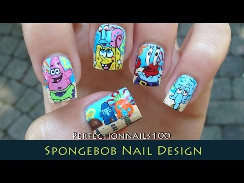 Search Results For Magnificent Spongebob Nail Art Design Mp3 Music