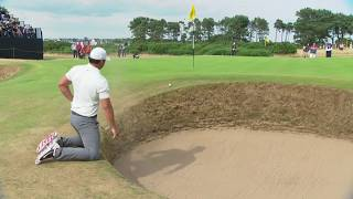 The 147th Open: Round 1 Top 5 Fails | Golf Channel