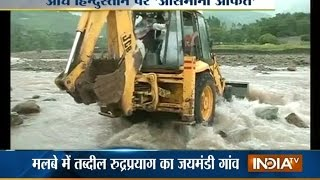 Rudraprayag India  City new picture : Huge Damage Caused by Cloudburst in Rudraprayag - India TV