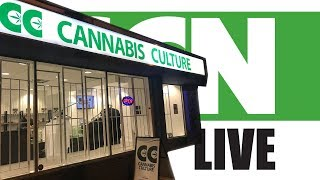 Cannabis Culture News LIVE: New CC Dispensary Open For Business in Vancouver by Pot TV