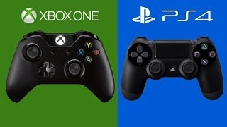 Unboxing - Playstation 4 e Xbox One