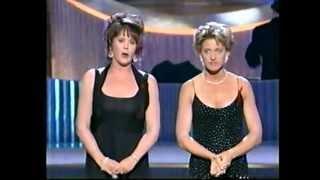 Ellen DeGeneres wearing a dress