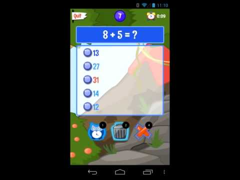 Video of Math Saga