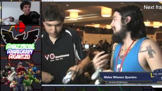 Gravy and Gatzhu do frame-by-frame analysis of the Hax/Mango handshake at TBH4