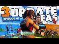 3 Ideas Fortnite Should Add | EP.01 | Improved UI, Duel Arena, Material UI | Fortnite Battle Royale