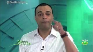 """http://twitter.com/BreHenrique_ Parte final do """"Jogo Aberto"""" nacional. Edição de Sexta-Feira 14/09. http://www.band.com.br/..."""